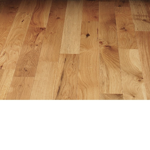 White Oak #1 Com Prefinished Flooring